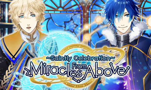 From Miracles Above Header