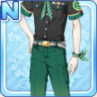 Boy Scout Green