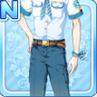 Boy Scout White