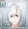 Devilish Tie-Up Hair White