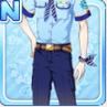 Boy Scout Blue