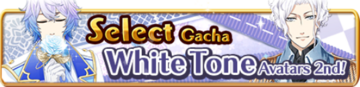 White Tone Avatars 2nd Gacha