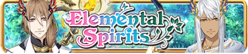 Elemental Series Gacha Banner