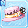 Melty Choco Hat Pink