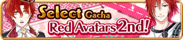 Red Avatars 2nd Banner