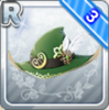 The Bard's Hat Green