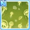 Joyful Jellyfish Green
