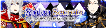 Stolen Secrets Banner