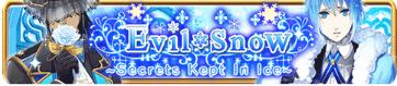 Evil Snow Banner