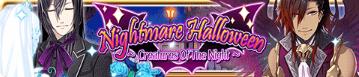 Nightmare Halloween Gacha B