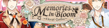 Memories In Bloom Banner