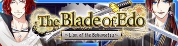 The Blade of Edo Banner