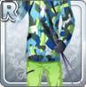 Bright Skiwear Green