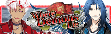 Where Demons Lie Banner