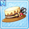 Melty Choco Hat Yellow