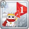 Goal Flag Red