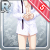 Sensual White Shirt