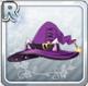 Halloween Witch's Hat Purple