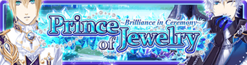 Prince Of Jewelry Banner
