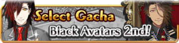 Black Avatars 2nd Gacha