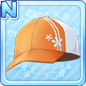 Cherry Blossom Cap Orange