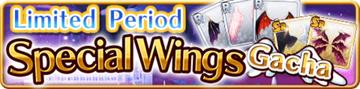 Special Wings III Gacha
