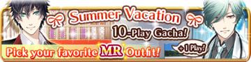 Summer Vacation 10-Play Gacha