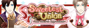 Sweetest Union Banner