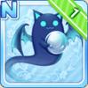 Sorcerer's Familiar Blue