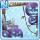 Halloween Town Gates Purple