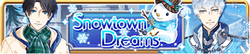 Snowtown Dreams Banner