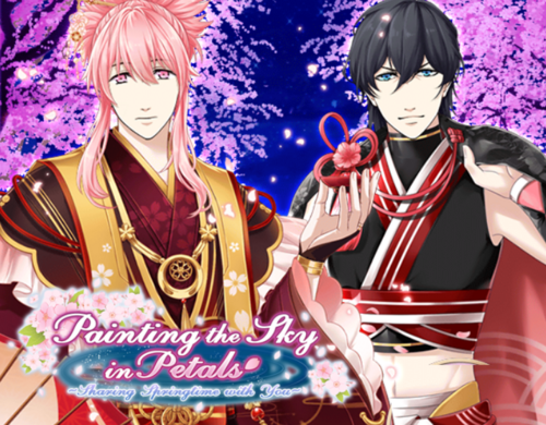 Painting the Sky in Petals Header