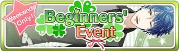 Beginner's Event B