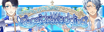Seaside Wedding Banner
