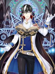 Omniscient Magician Blue