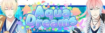 Aqua Dreams Banner