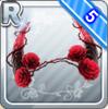 Horns & Roses Red