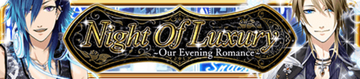 Night Of Luxury Banner