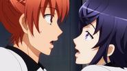 DoriFes Yuzu and Kana