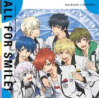 ALL FOR SMILE! cover