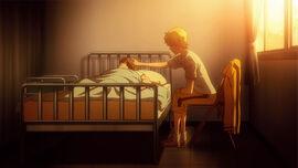 Ep8 Itsuki Junya bed
