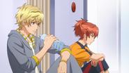 S2 ep10 Kanade and Junya