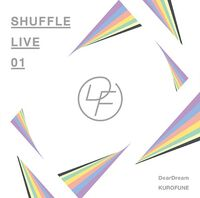 SHUFFLE LIVE 01 cover