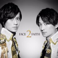 FACE 2 FAITH mini album cover
