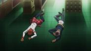 S2 ep7 kanade and asuma on floor