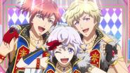 S2 ep8 Kanade Chizu Junya sparkling eyes