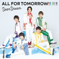 All For Tomorrow!!!!! cover