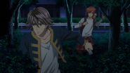 S2 ep7 kanade asuma and richie sneaking