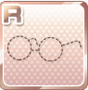 Transparent Acc Glasses