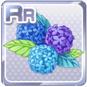 Hydrangea Garland Blue